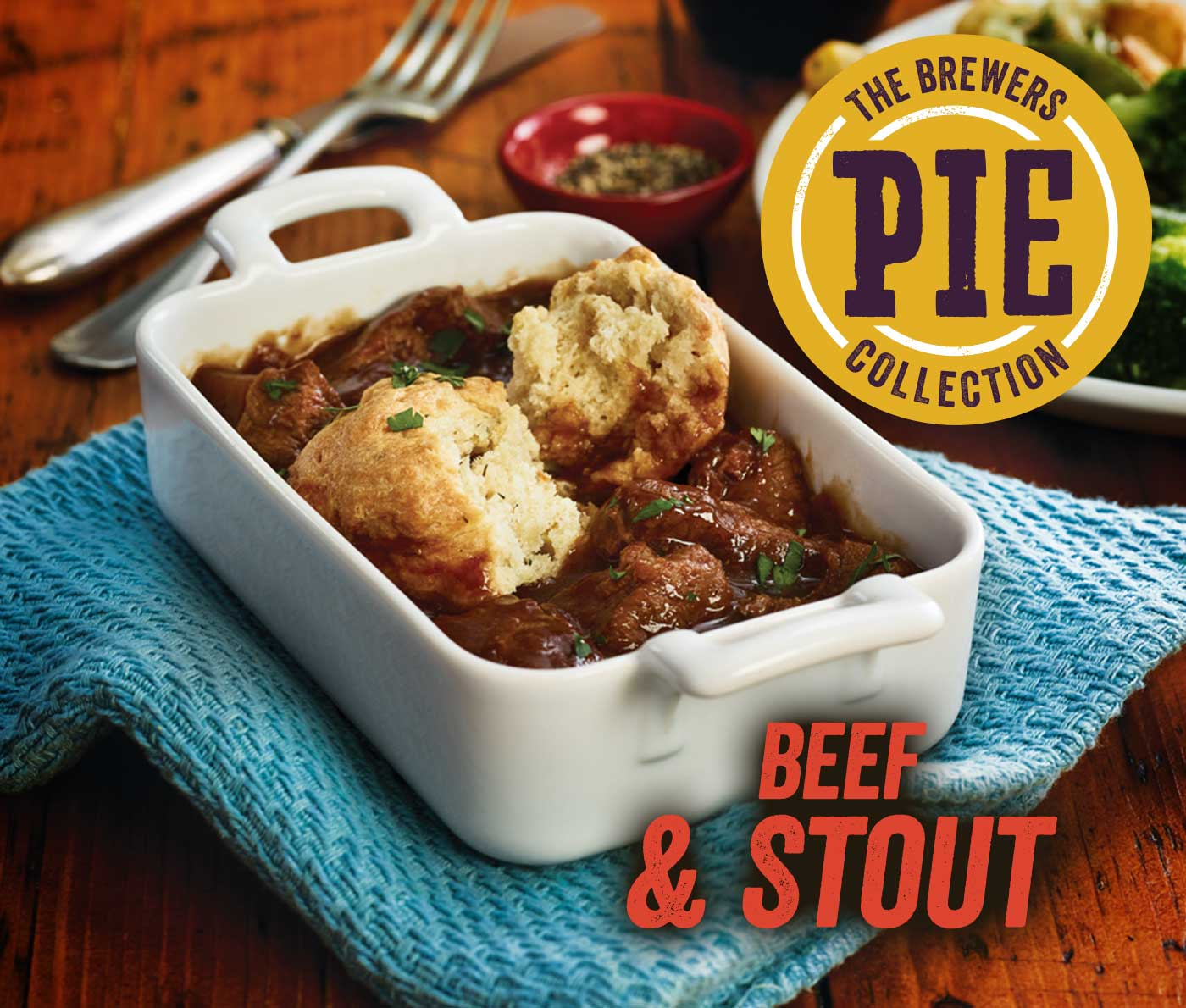 BEEF & STOUT