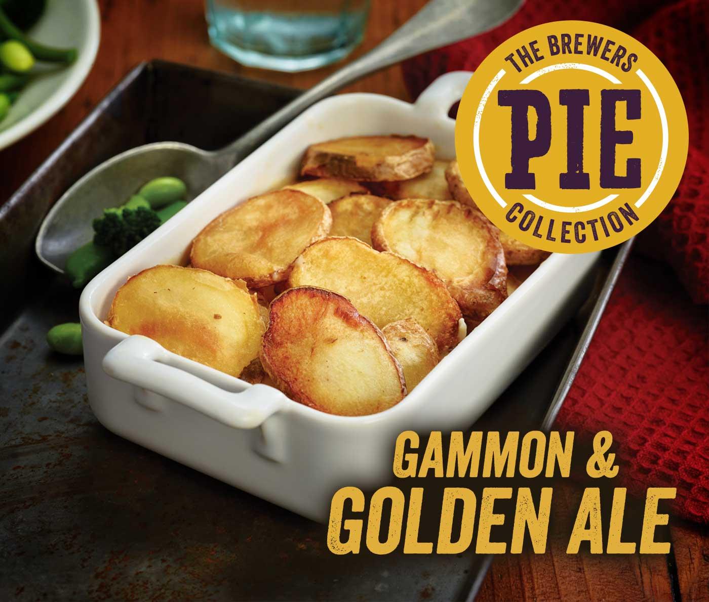 GAMMON & GOLDEN ALE